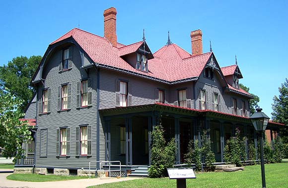 James-A-Garfield-National-Historic-Site